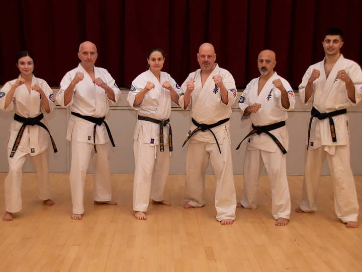 Dunmow Black Belts