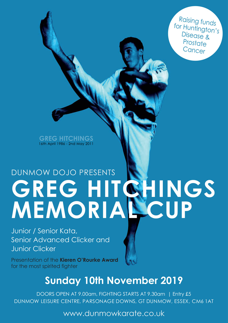 Greg Hitchings Memorial Competition